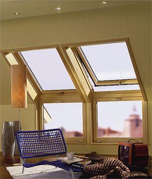 Pilkington Glas, Roto Dachfenster, selbstreinigendes Glas, Wohndachfenster, Pilkington Activ, Dachfenster, Dachflächenfenster, Glashersteller, Schwingfenster