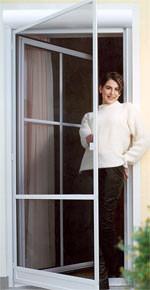 Insektenschutz-Tür, Insektenschutz-Türen, Fliegentür, Fliegengittertür, Fliegentüren, Tür mit Fliegengitter, Fliegengitter für  Balkontüren, Terrassentüren,  Balkontür, Terrassentür
