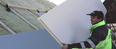 Dachdämmung, Aufsparren-Kombidämmung, Aufsparrendämmung, Zwischensparrendämmung, Dämmen von Dächern, Dachisolierung, Wärmedämmung, Dachkonstruktion, Steildach-Dämmsysteme, Unterkonstruktion, Polyurethan-Hartschaum, Aufdoppelung der Sparren