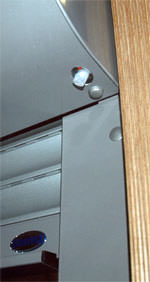 Sicherheitstechnik, Infrarot-Sensor, Rollläden, Vorbaurollläden, Vorbaurollladen, Rollladen, Näherungssensorik, Einbruchsicherung, Näherungssensor