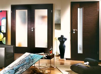 Holztür, Wirus-Tür, Wirus-Türen, furnierte Tür, Naturhölzer, Querfurnier, Schallschutztür, Sicherheitstür, Rauchschutztür, Brandschutztür, Schallschutztüren, Sicherheitstüren, Rauchschutztüren, Furniere, Brandschutztüren