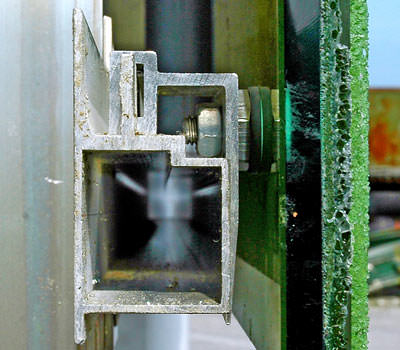 Glaswerkstoff, farbiges Glas, Glasfassade, gesintertes Glas, Starshine, Fassadenverkleidung, Trennwände, Floatglas, Bodenfliese, Recyclingglas, Farbglas, Blähglas