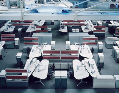 Office-Excellence-Check vom Fraunhofer IAO / Initiative Neue Qualität der Büroarbeit INQA Büro