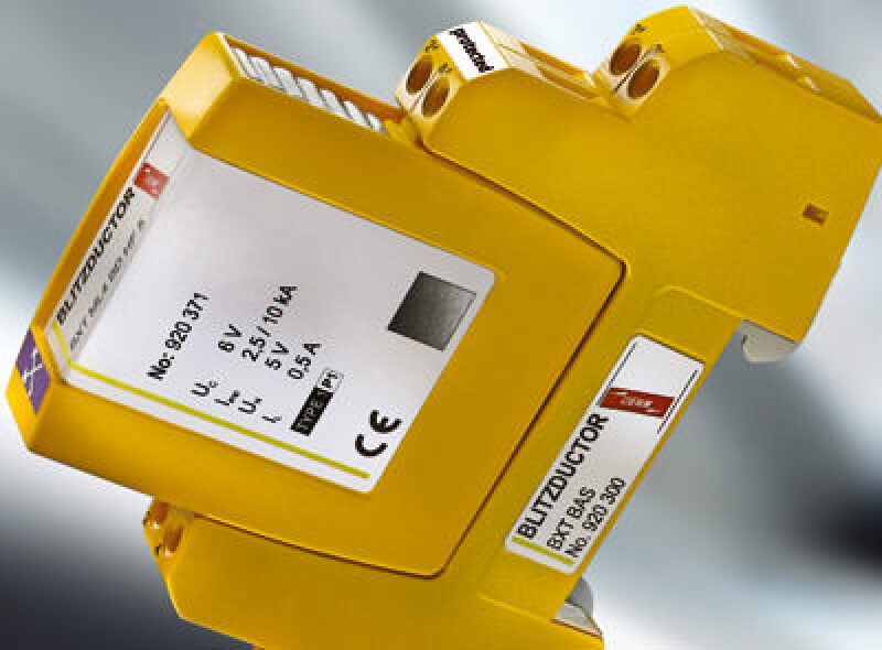 Blitzschutz, Überspannungsschutz, Kombi-Ableiter, Blitzstrom, Ableiter, Gebäudetechnik, Ableiterprüfung, Signalunterbrechung, Telekommunikation
