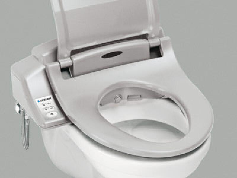 Toilleten-Sitz, WC, Dusch-WC, WC-Sitz, Toillete, temperierte Dusche, Dusch-WCs, Balena, Warmluftföhn, Duscharm, Massagedusche, Geruchsabsaugung