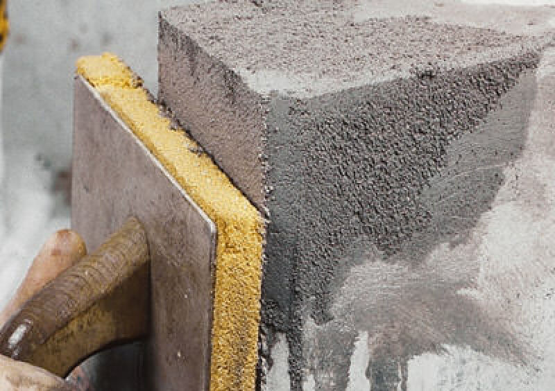Reparatur-Mörtel, Betonsanierung, Egalisation, Estrich, Betonbauteile, Betonbauteil, Betonbauteil, Betonbauteile, Reaktionsharzmörtel