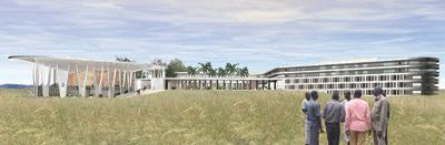 Regierungszentrum Süd-Sudan
