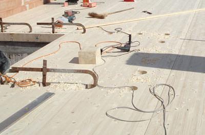 Holzelemente, Massivholzplatte, Holzwände, Holzdecken, Massivholzelement,  Massivholzbauweise, Holzwerkstoffplatte, Plattenbalken