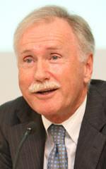 Bernd A. Diederichs, Geschäftsführer der NürnbergMesse GmbH