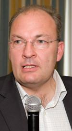 Markus Bade, Vertriebsleiter bei Menerga Klimatechnik
