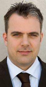 Johannes Lehde, Juniorchef des Generalunternehmers und der Betonfertigteilspezialilsten J. Lehde GmbH