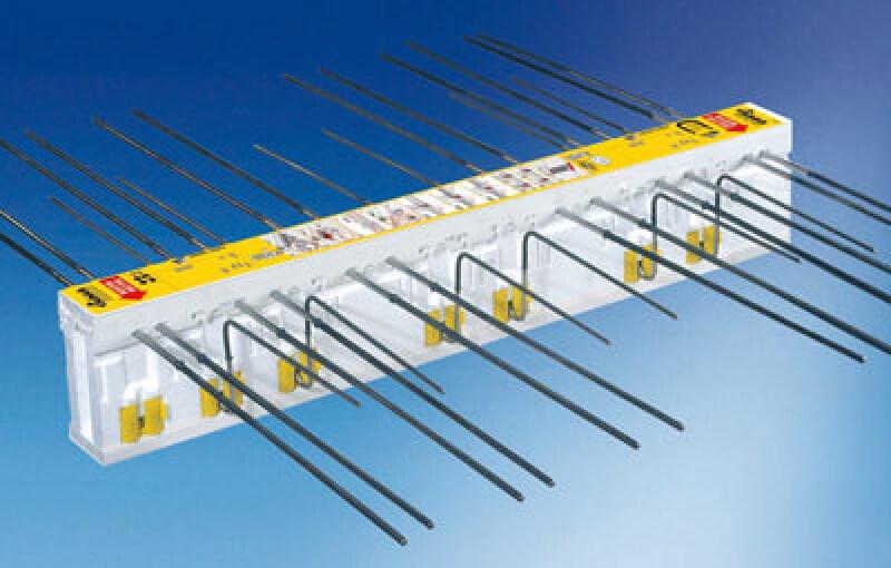 Isokorb, Technische Information Isokorb, Betonbau, Wärmebrücken, auskragende Bauteile, Planungshilfe, Stahl, Stahlbeton, Holz