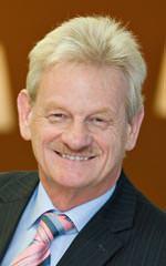 Siegfried Gänßlen, Vorstandsvorsitzender der Hansgrohe AG