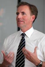 Roto-Finanzvorstand Michael Stangier