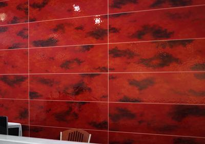 große Wandfliesen / Fliesen-Großformat für die Wandgestaltung, glasiertes Feinsteinzeug