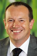 Holger Thiesen, Division Manager für den Bereich Air Conditioning bei Mitsubishi Electric