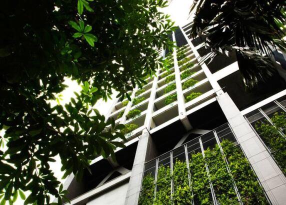 The Met, Bangkok von WOHA Architects/ assoziierte Architekten: Tandem Architects (Bauherr: Pebble Bay Thailand)
