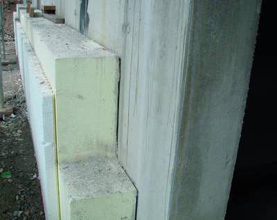 gedämmte Kellerwand aus Beton: Typenstatik für Kelleraußenwände / Betonwände aus unbewehrtem Ortbeton