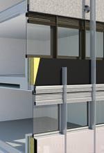 Modernisierungsfassade ERC 50