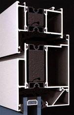 Alu-Türsystem Frame+ 75D