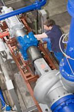 Pumpe-als-Turbine-Modul