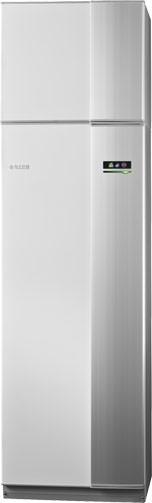 Nibe-Abluft-Wärmepumpe F750