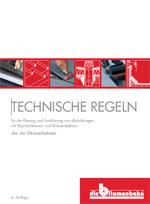 """Technische Regeln: """"ABC der Bitumenbahnen"""""""