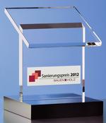 BAUEN MIT HOLZ Sanierungspreis 2012