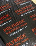 Polyrock: A1 klassifizierter Schallabsorber für abgehängte Deckensysteme