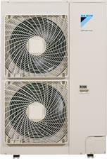 Außengerät einer Luft/Wasser-Wärmepumpe