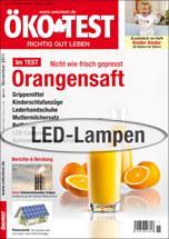 ÖKO-TEST LED-Lampen