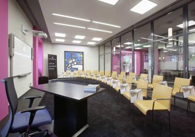 Seminar-Raum der Trilux-Akademie