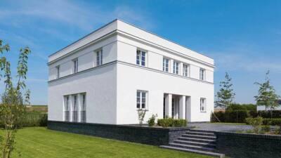Einfamilienhaus nach traditionellem Vorbild in Köln von Axel Steudel