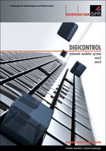 Digicontrol-Broschüre zu Gebäudeautomationsnetzwerken