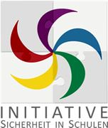 """Logo der Initiative """"Sicherheit in Schulen"""""""