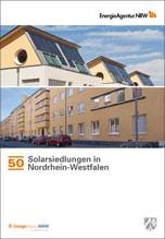 50 Solarsiedlungen in Nordrhein-Westfalen