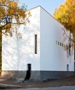 Das Ateliergebäude Lüps aus Schondorf am Ammersee erhielt eine