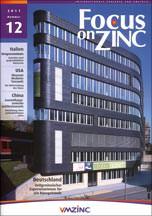 """Titelbild der """"Focus On Zinc"""" Nr. 12"""
