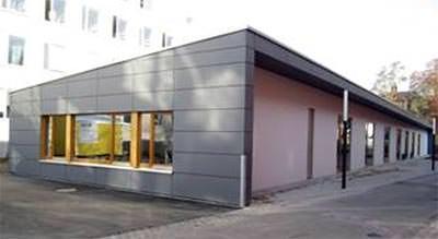 Seminargebäude für Erlanger Uni