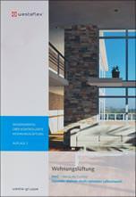 Westaflex-Broschüre zur kontrollierten Wohnungslüftung