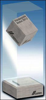 Cemex Förderpreis Beton 2012