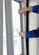 neues Fenster einsetzen