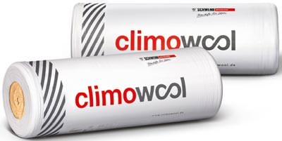 Rolle Climowool Glaswolle