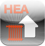 Logo HEA-Heizlastrechner