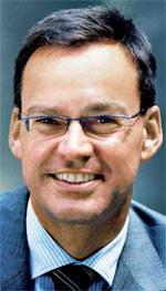 Axel Gedaschko, Vorsitzender der Bundesvereinigung Spitzenverbände der Immobilienwirtschaft (BSI) und Präsident des GdW Bundesverbands
