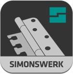 App-Variante des Simonswerk Produktselektors
