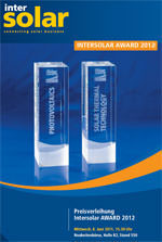 Intersolar Award 2012