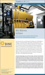 "BINE-Projektinfo ""Mit Wärme kühlen"" (07/2012)"