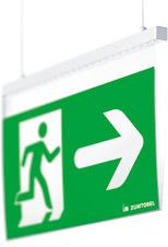Rettungs- und Sicherheitsleuchten vom Designbüro EOOS und von Zumtobel