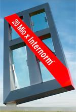 20 Millionen verkaufte Fenster und Türen